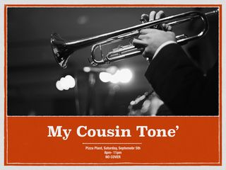 My Cousin Tone 9 5.001