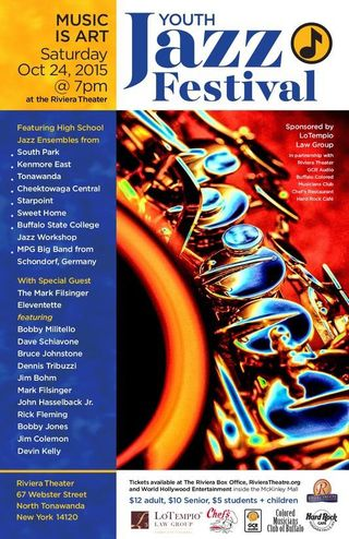 Youth jazz festival