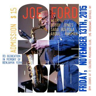Joe ford cmc concert