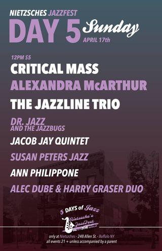 Niet jazz fest day 5