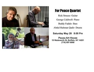 For peace quartet may 28