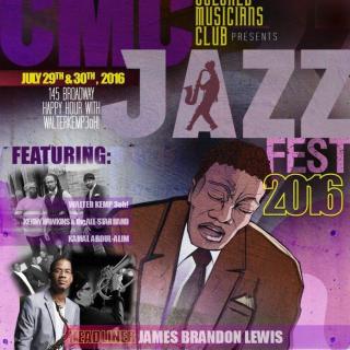 CMC Jazz fest