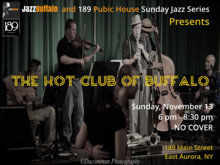 Hot club of buffalo at 189.001
