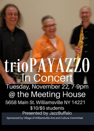 Triopayazzo at meeting house