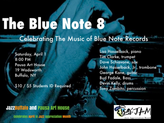 Blue Note 8.001