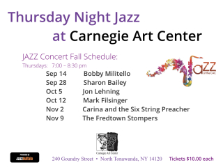Carnegie Art center thursday.001