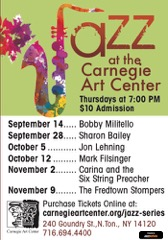CAC Jazz Series