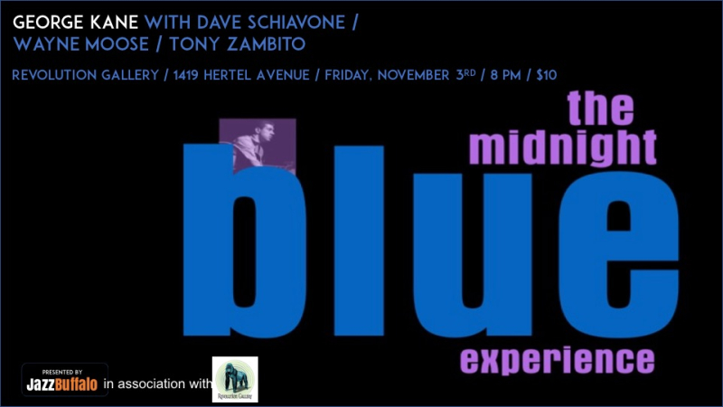 Midnight Blue at Revolution Gallery