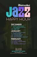 Nietzsche's jazz happy hour