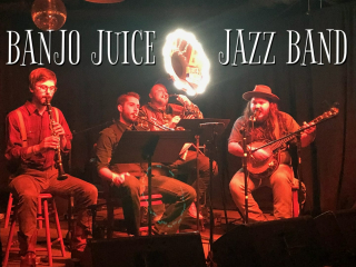 Banjo juice jazz band