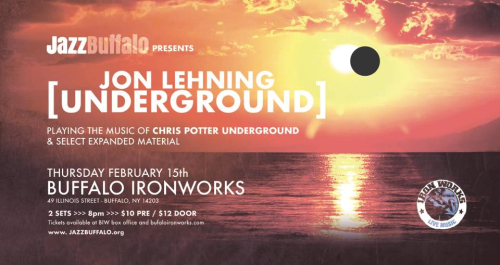 Jon lehning underground landscape poster
