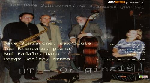 Dave Schiavone Joe Brancato Pausa feb 24
