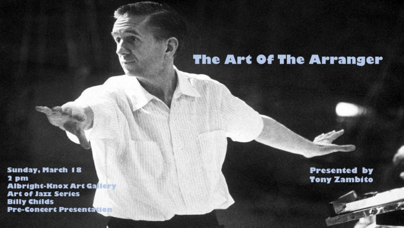 Art of arranger preso cover